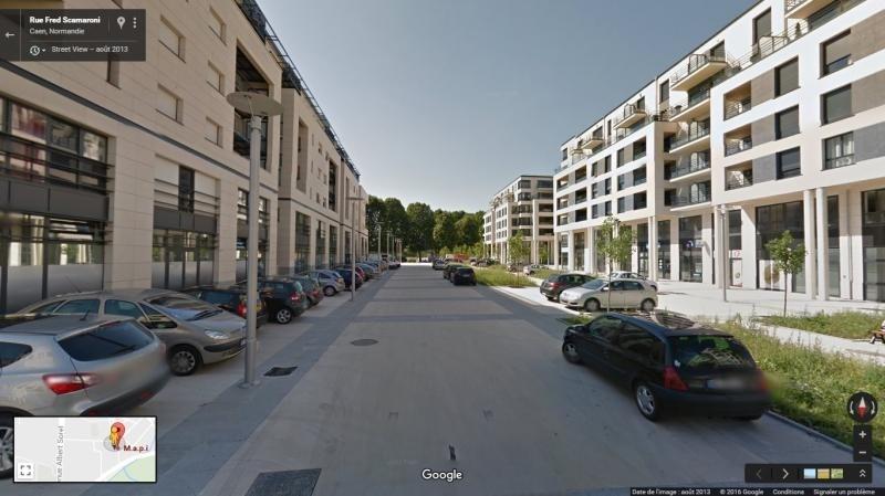 Vente bureau Caen 260000€ - Photo 1