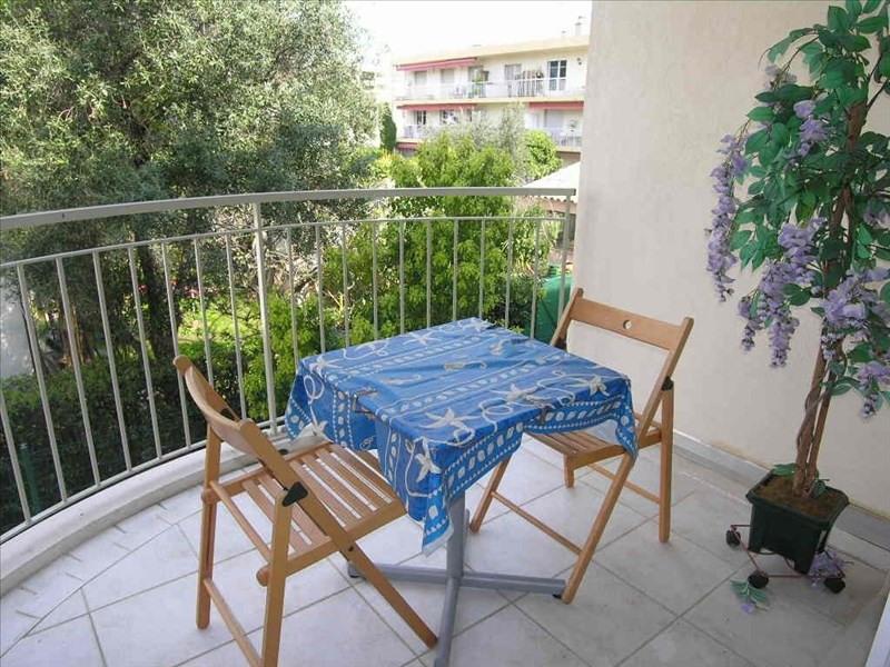 Sale apartment Golfe juan 182000€ - Picture 7
