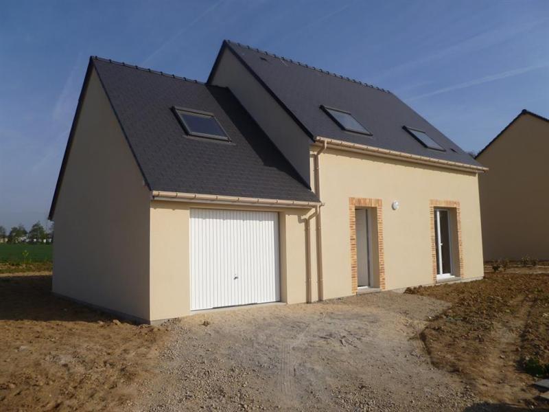 Maison  5 pièces + Terrain 837 m² Sacquenville (27930) par MAISONS LE MASSON EVREUX