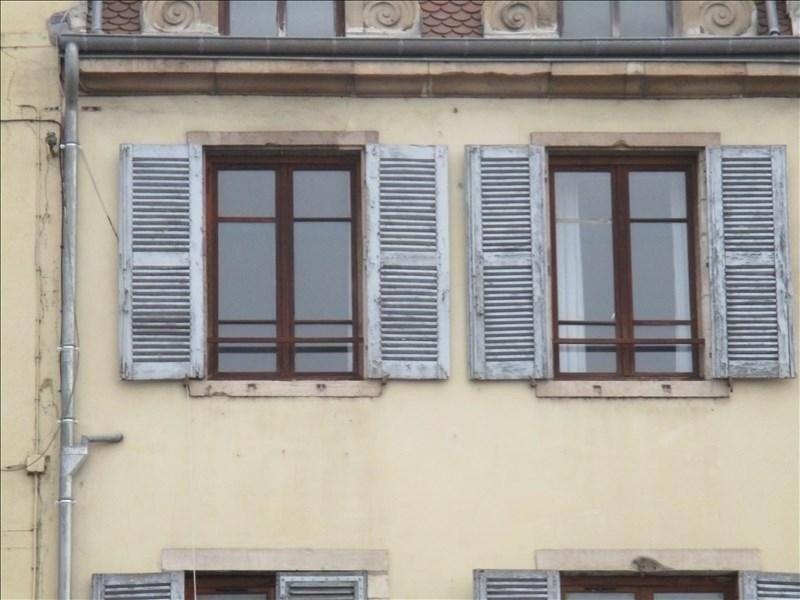 Sale apartment Macon 95000€ - Picture 1