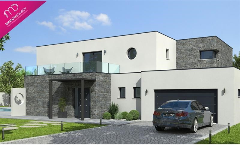 Maison  5 pièces + Terrain 605 m² Sombernon (21540) par MAISONS DARCY