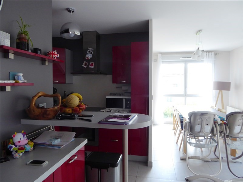 Vente appartement Lyon 8ème 370 000€ - Photo 5