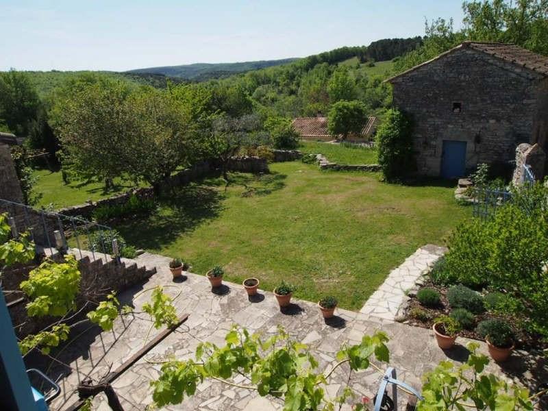 Venta de prestigio  casa Barjac 446000€ - Fotografía 2