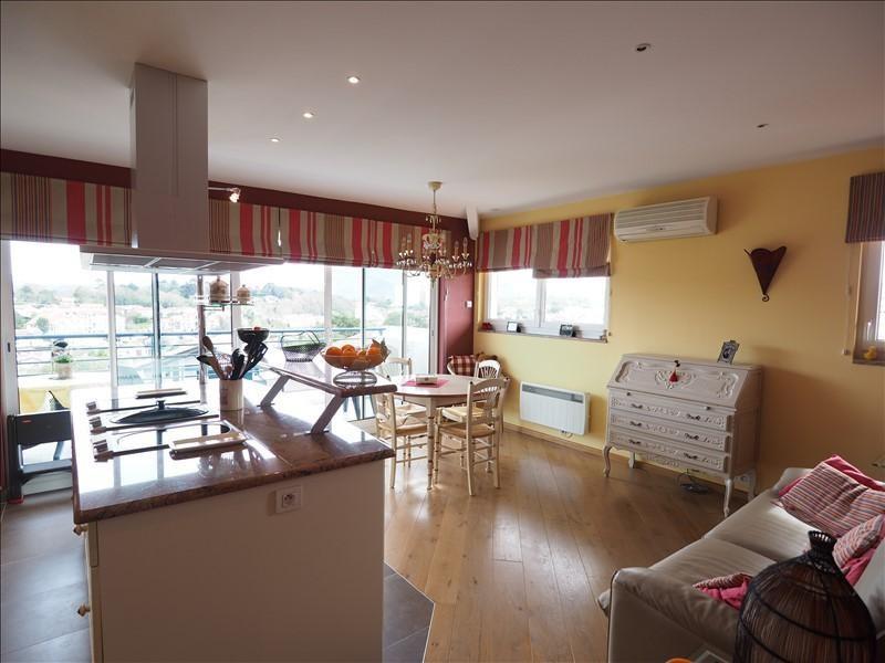 Vente appartement St jean de luz 275000€ - Photo 4