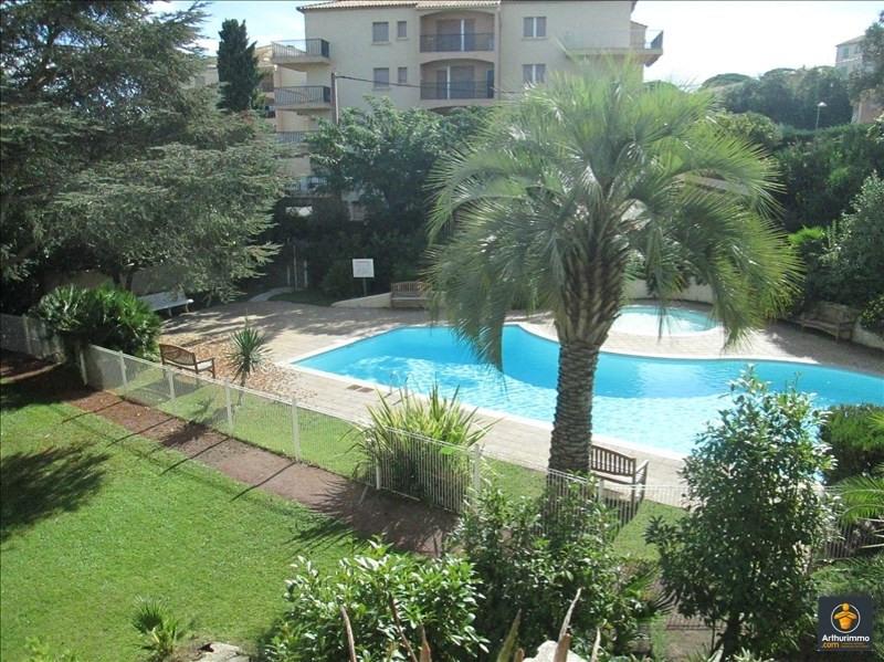 Sale apartment Sainte maxime 237000€ - Picture 1