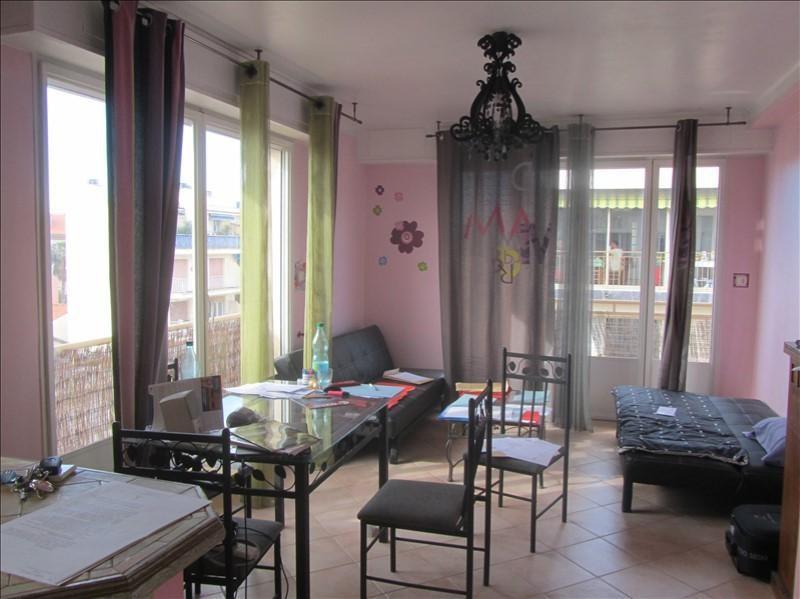 Sale apartment Le golfe juan 153700€ - Picture 1