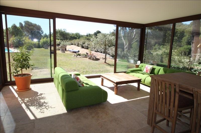 Deluxe sale house / villa Ventabren 875000€ - Picture 2