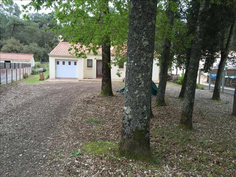 Sale house / villa Jard sur mer 260000€ - Picture 9