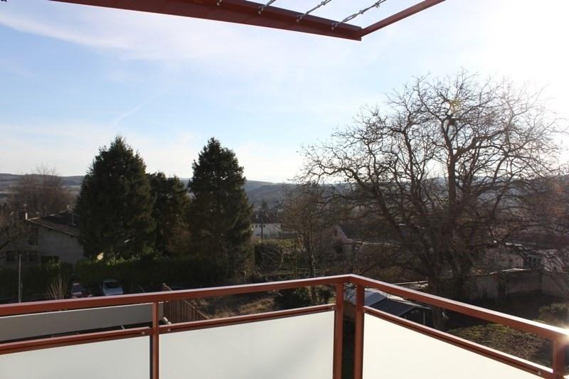 Verkoop  appartement Chuzelles 208000€ - Foto 8