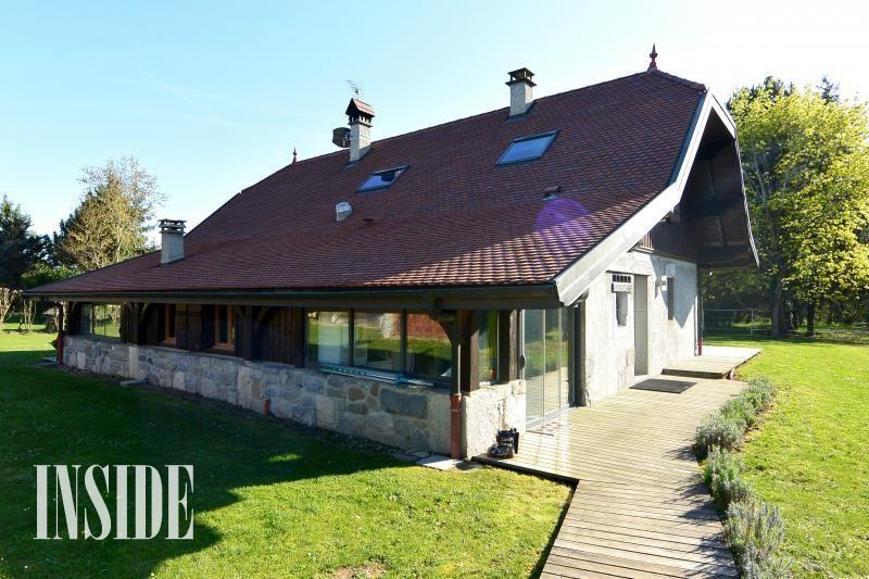 Location maison / villa Echenevex 2800€ +CH - Photo 1