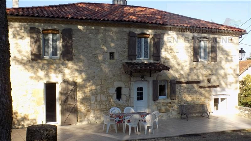 Vente maison / villa Jegun 395000€ - Photo 1