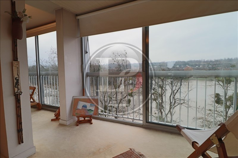 Sale apartment Le pecq 620 000€ - Picture 2