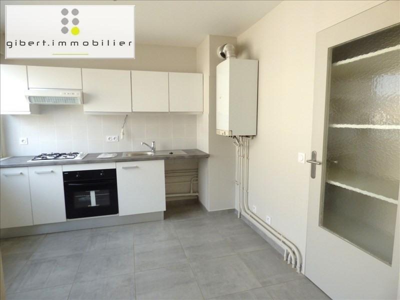 Rental apartment Le puy en velay 446,79€ CC - Picture 1