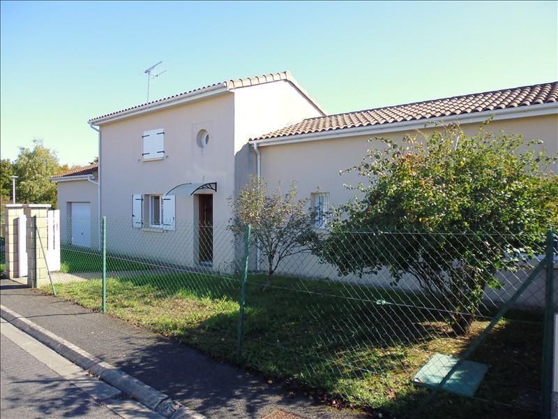 Venta  casa Poitiers 269500€ - Fotografía 2