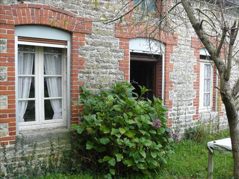 Vente maison / villa Cruguel 54500€ - Photo 2