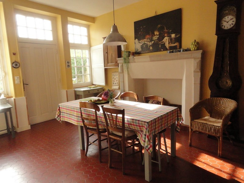 Deluxe sale house / villa Angers nord 35 mn 477000€ - Picture 10