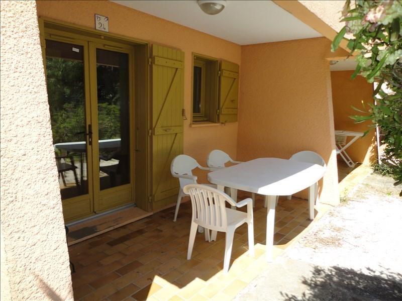Vente appartement Le lavandou 184000€ - Photo 1