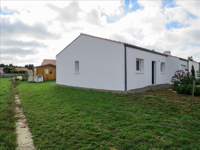 Vente maison / villa Talmont st hilaire 180000€ - Photo 2