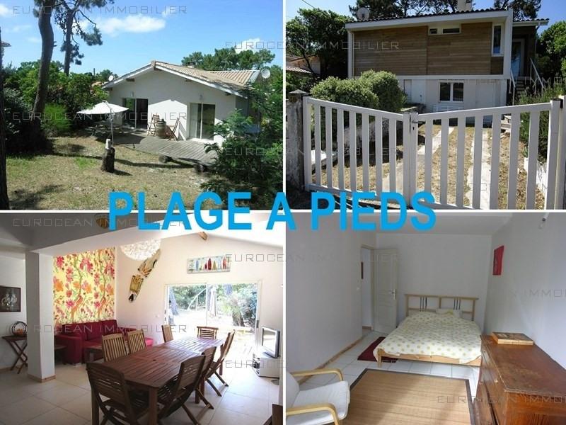 Vacation rental house / villa Lacanau-ocean 1175€ - Picture 1