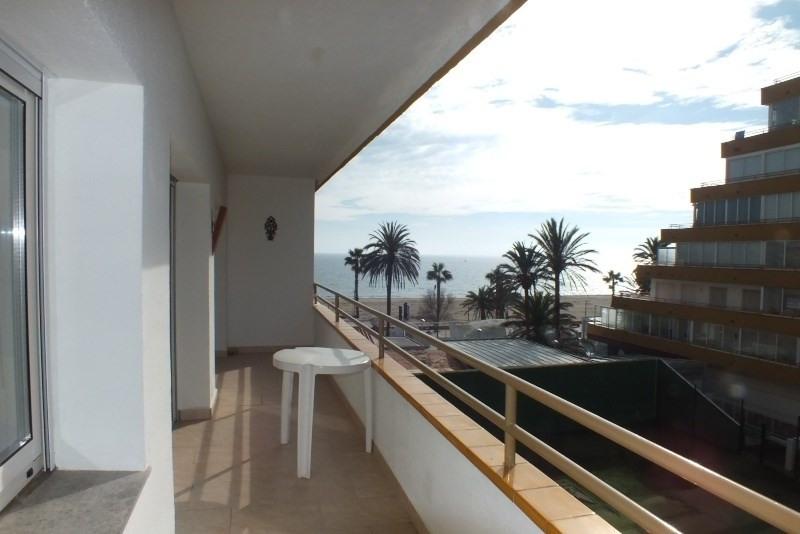 Location vacances appartement Roses santa-margarita 280€ - Photo 5