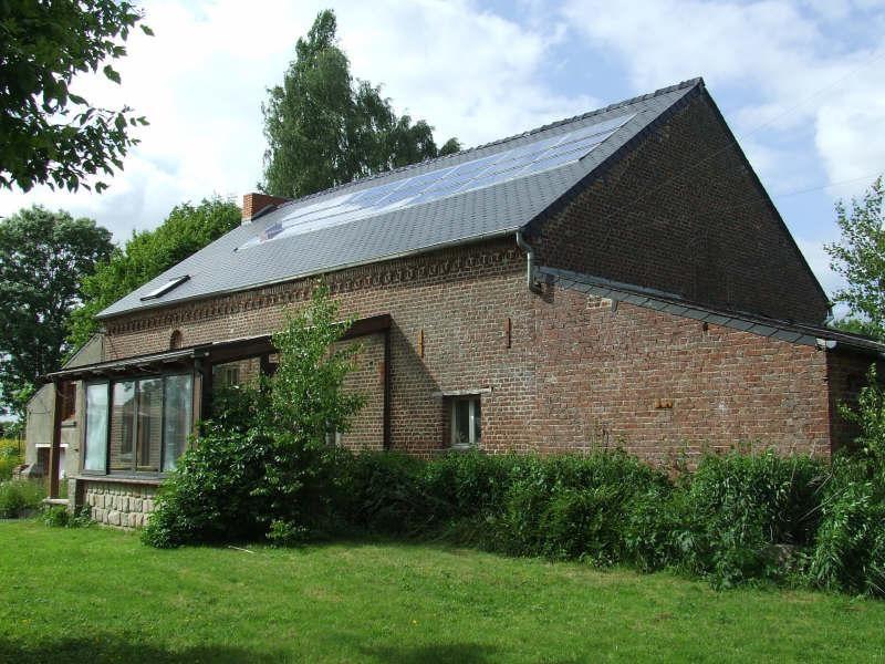 Sale house / villa Fesmy le sart 147000€ - Picture 10