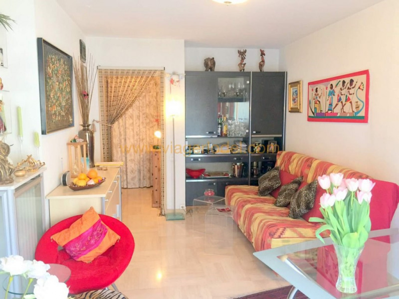 Life annuity apartment Nice 45 000€ - Picture 1