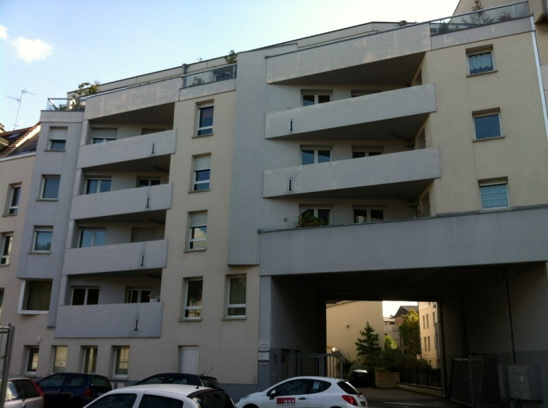 Rental apartment Strasbourg 1 150€ CC - Picture 1