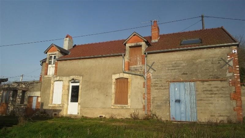 Vente maison / villa Sancerre 60 000€ - Photo 1