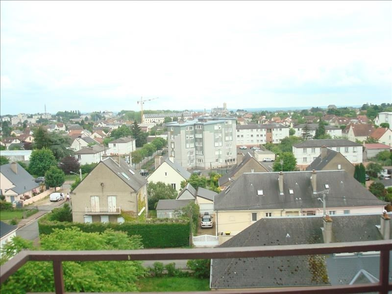 Vente appartement Nevers 110 000€ - Photo 1