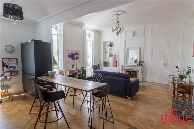 Vente de prestige appartement Lyon 1er 660000€ - Photo 3