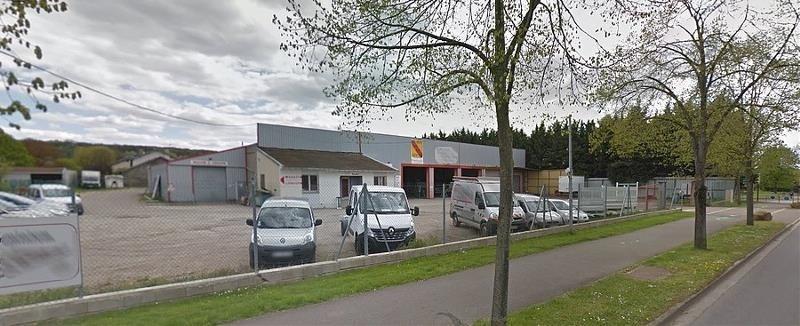 Vente Local d'activités / Entrepôt Pulnoy 0