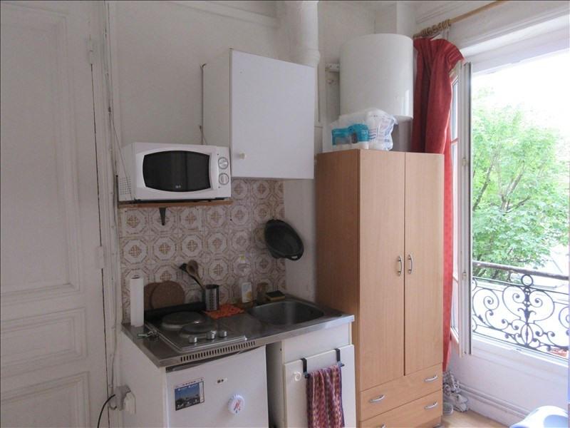 Vente appartement Paris 20ème 125000€ - Photo 2