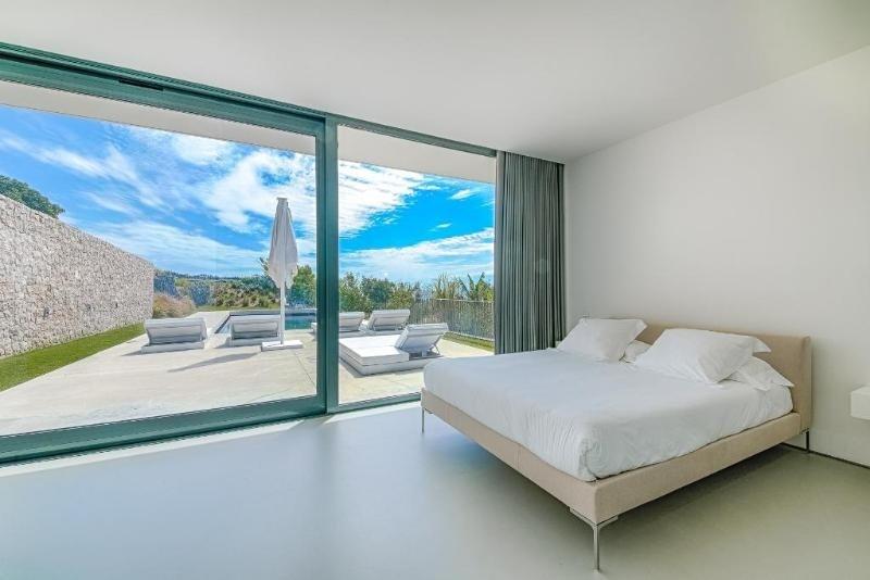 Vermietung von ferienwohnung haus Le golfe juan 7500€ - Fotografie 18