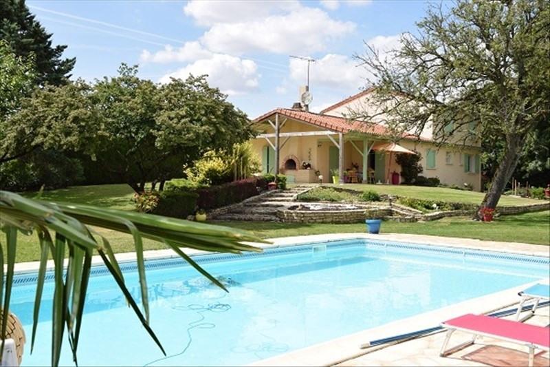 Vente maison / villa Latille 315000€ - Photo 1