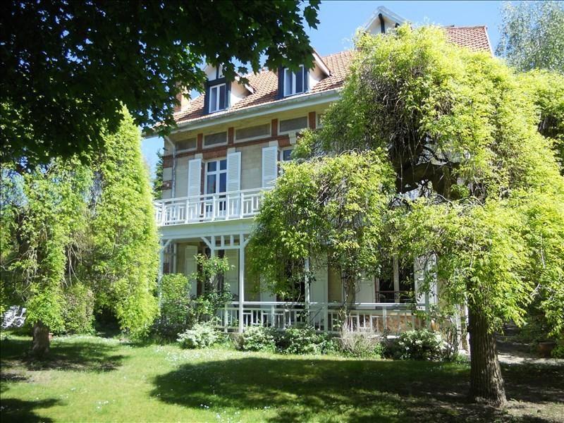 Verkauf von luxusobjekt haus Marly-le-roi 1225700€ - Fotografie 1