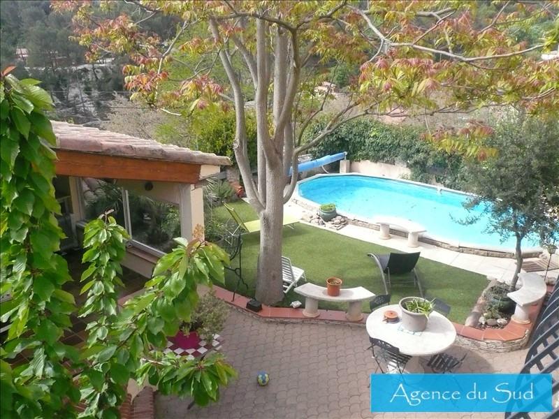 Vente maison / villa St savournin 384000€ - Photo 1
