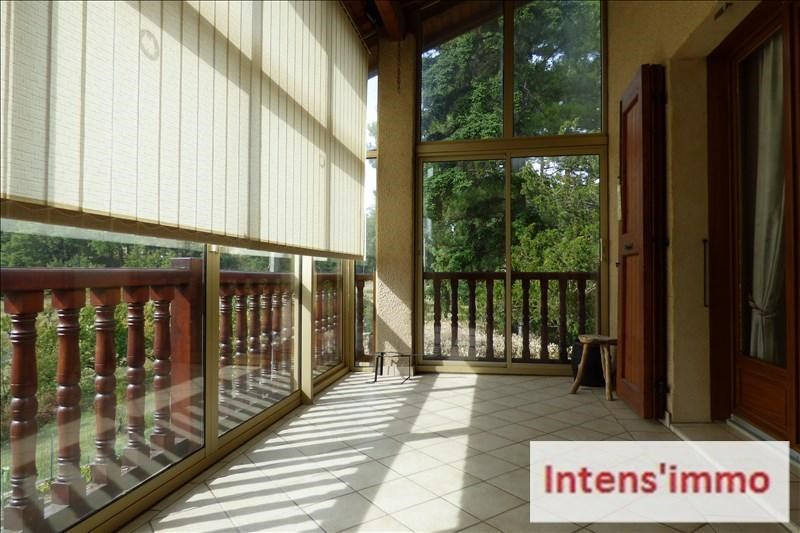 Vente maison / villa Peyrins 395000€ - Photo 2