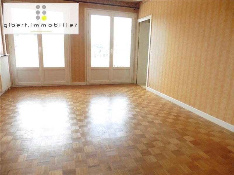 Vente appartement Le puy en velay 85800€ - Photo 2