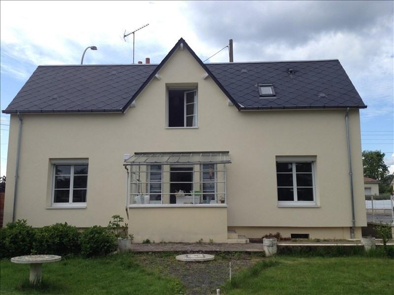 Location maison / villa Vendome 580€ CC - Photo 1
