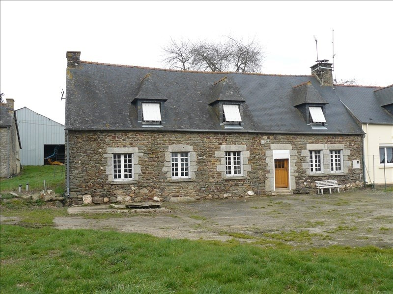 Vente maison / villa Josselin 95 000€ - Photo 2