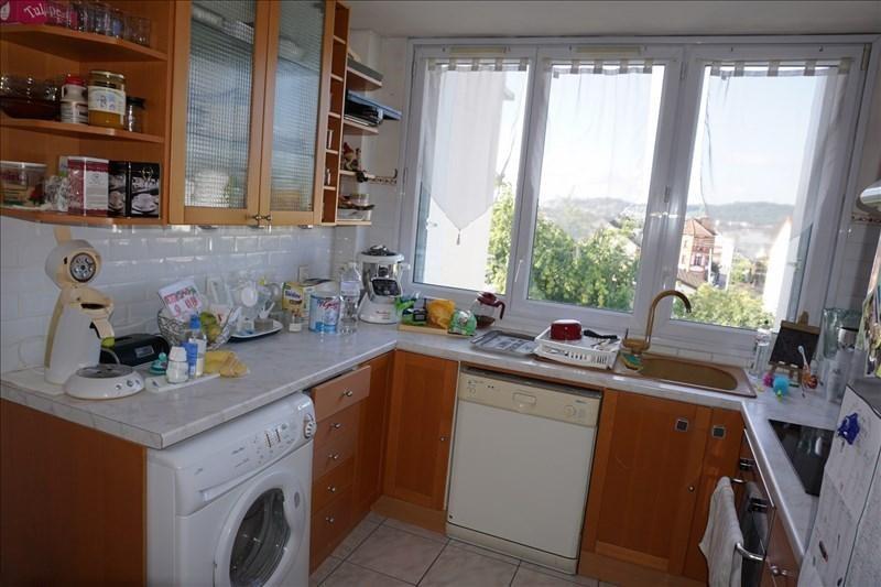 Vente appartement Ermont 220000€ - Photo 2