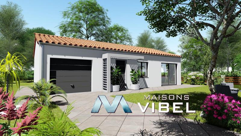 Maison  6 pièces + Terrain 330 m² Llupia par MAISONS VIBEL