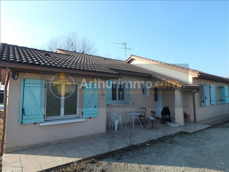 Vente maison / villa Etrez 225000€ - Photo 1
