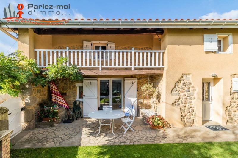 Vente maison / villa Haute-rivoire 260000€ - Photo 2