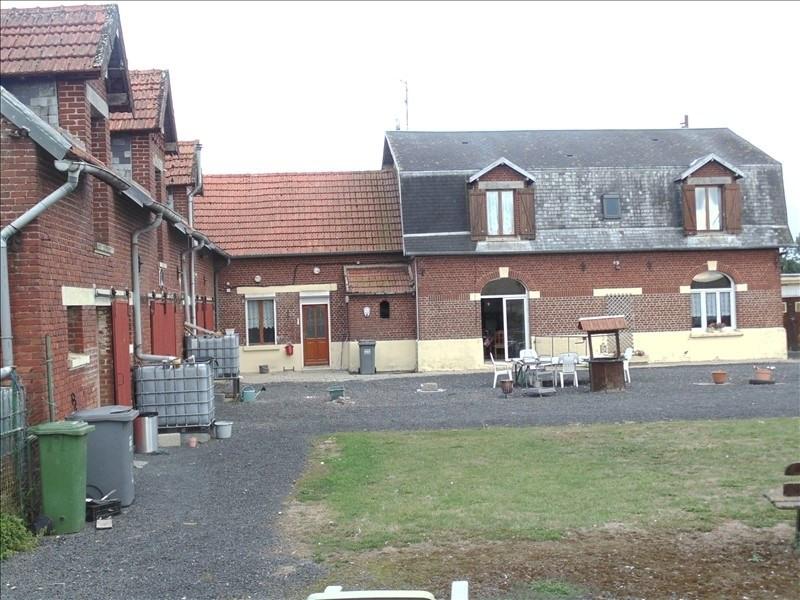 Vente maison / villa Achiet le grand 187000€ - Photo 6