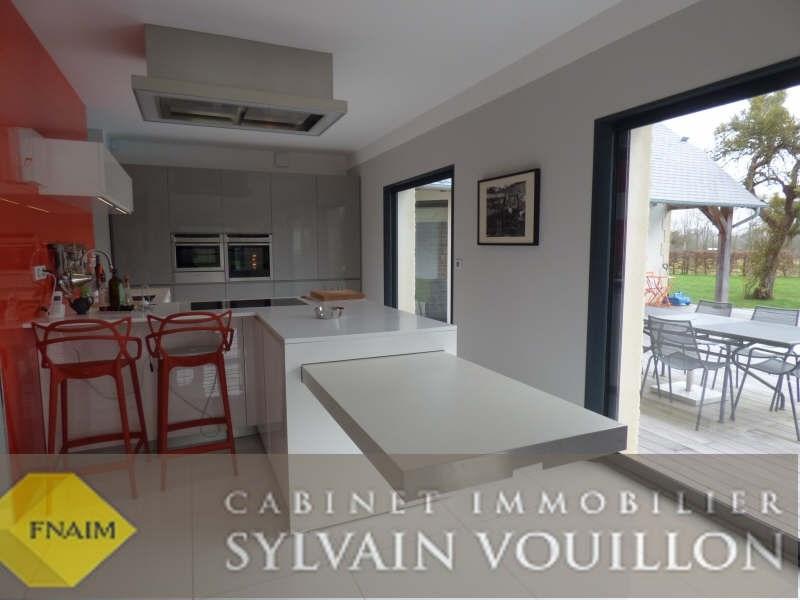 Revenda residencial de prestígio casa Deauville 1490000€ - Fotografia 6