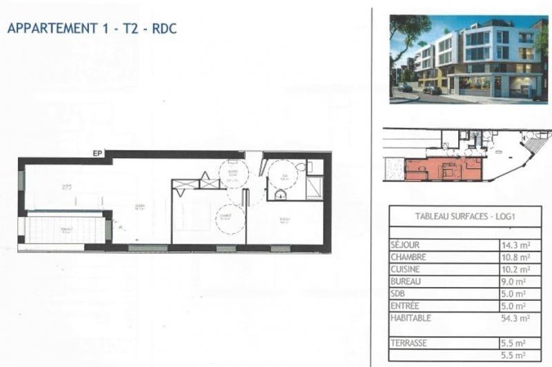 Vente de prestige appartement Antony 300000€ - Photo 4