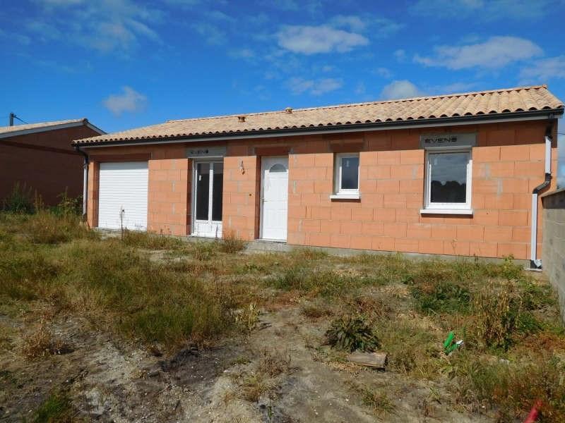 Vente maison / villa Pugnac 169000€ - Photo 1
