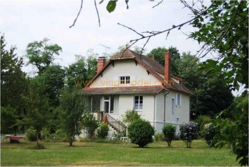 Lijfrente  huis Epineuil le fleuriel 59500€ - Foto 3