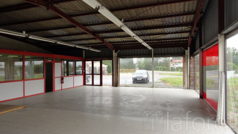 Location local commercial Beuzeville 900€ CC - Photo 4